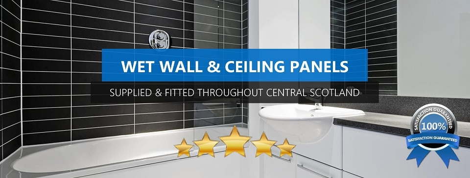 Wet Wall Installation Glasgow Wet Wall Panel Fitters